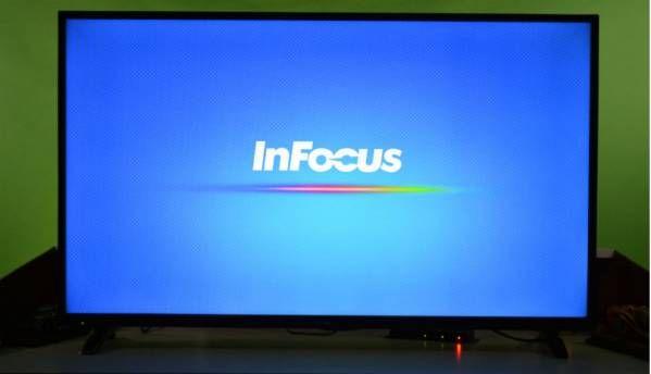 InFocus II-50EA800 FHD TV