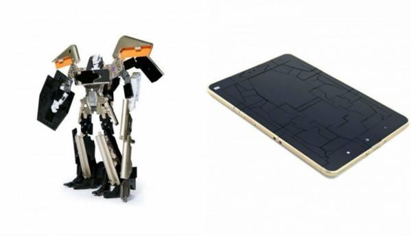 Xiaomi unveils Mi Pad tablet that transforms into a robot
