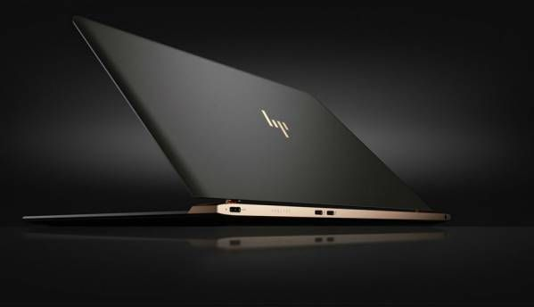 HP Spectre 13, world's slimmest laptop launched in India at Rs. 1.2 lakh