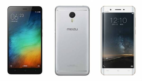 New and upcoming smartphones with large battery packs