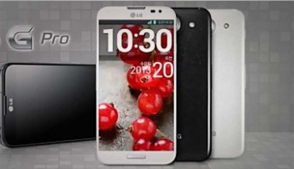 LG may announce Optimus G Pro for Asian markets on May 30