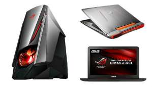 Asus launches 4 ROG laptops, 2 desktops for gamers