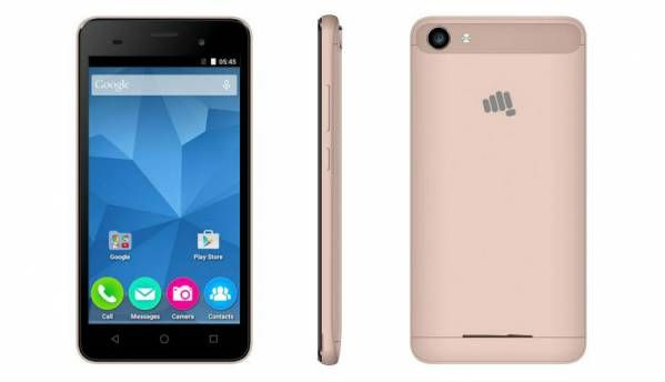 Micromax launches cheapest Android M powered phone at Rs. 3,999