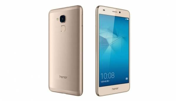 Huawei launches Honor 5C with Kirin 650 SoC, fingerprint sensor, in China