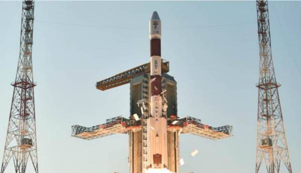 ISRO launches final satellite needed for India's navigation system