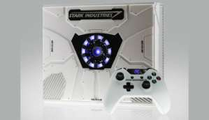 Microsoft unveils Iron Man Special Edition for Xbox One console