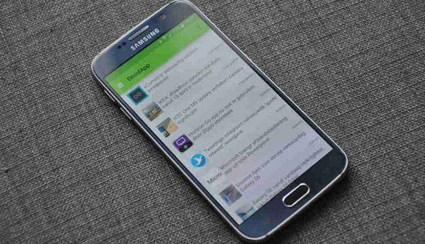 Samsung Galaxy S6, Note 5 available at Re. 1, yeah right!
