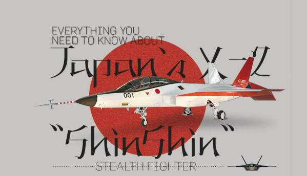 Everything you need to know about Japan's X-2 ShinShin