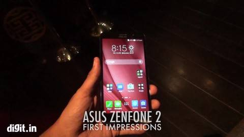 Computex 2015: Asus unveils new Zenfone 2 models with Qualcomm SoC