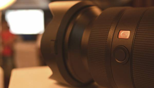 Sony's new G Master lenses are mesmerising, but expensive