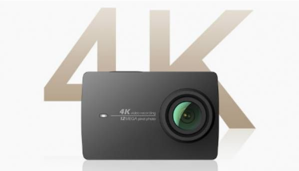 Xiaomi Yi 4K Action Camera, with 12MP Sony sensor launched