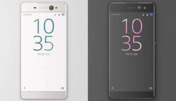 Sony announces 6-inch Xperia XA Ultra phablet with 16MP front camera