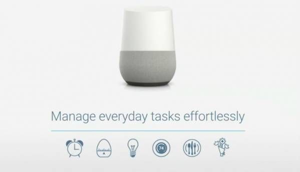 Google introduces Amazon Alexa-like voice-based shopping with Google Home