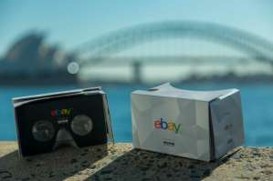 eBay and Myer launch world's first Virtual Reality department store