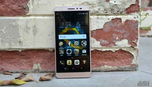 Coolpad MAX: In pictures