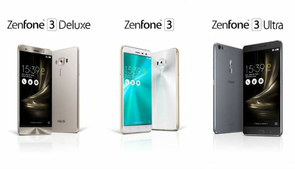 Asus' new ZenFone 3 boasts up to 6GB of RAM, starting $249