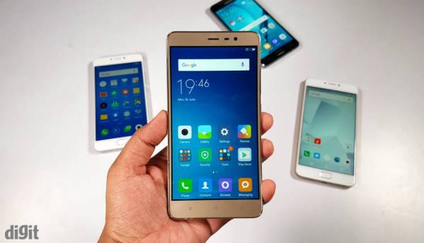 Best mobile phones to buy under Rs. 15,000 (October 2016)