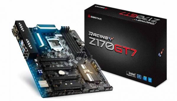 Biostar Racing Z170GT7