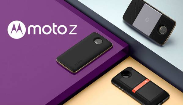Motorola announces Moto Z, Moto Z Force with three Moto Mods to add new features