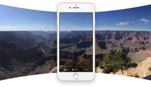 You can view 360 photos right on your Facebook News Feed now