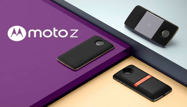 Moto Z smartphone may launch in India by October 2016