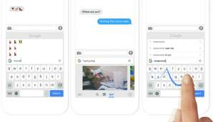 Google Gboard: The iOS keyboard you need to get right now!