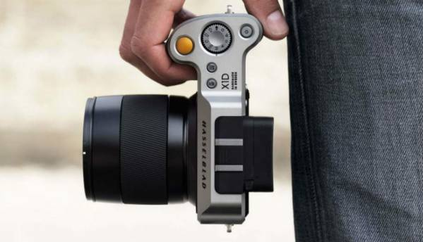 Hasselblad's X1D is the world's first medium format mirrorless camera