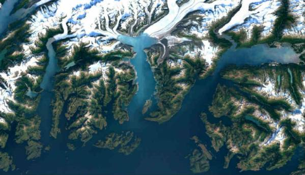 Google Earth will now offer sharper images via Landsat 8 satellite