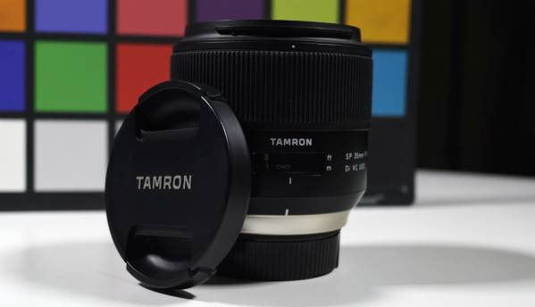 Tamron 35mm f/1.8 SP Di VC USD review: Smooth, accurate, expensive
