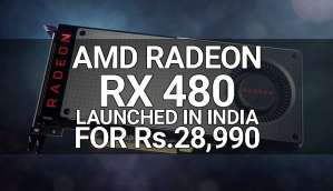 AMD launches Polaris XT based Radeon RX 480 in India for Rs. 28,990