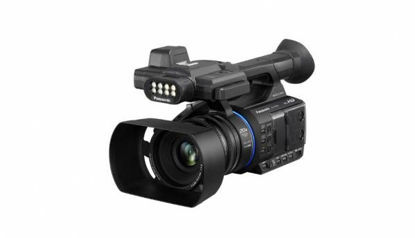 Panasonic HC-PV100 Full HD camera launched in India