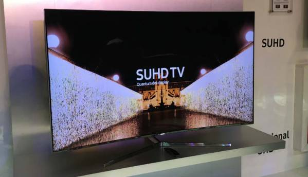 Samsung launches 44 new TVs in India, including SUHD variants with HDR support