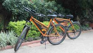 Meet Spero, India's first crowdfunded e-bike
