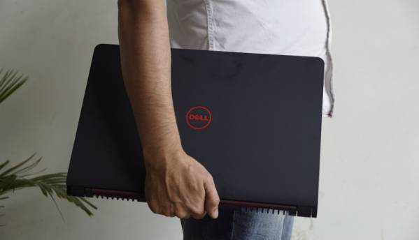 Dell Inspiron 15 7000: In Pictures