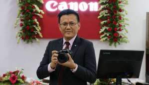 Explaining India's camera market with Canon India's VP of Consumer Imaging