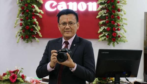 Explaining India's camera market with Canon India's VP of Consumer Imaging