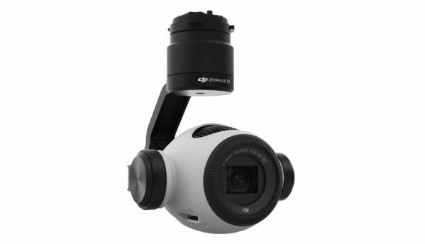 DJI Zenmuse Z3 drone camera with 7x optical zoom launched