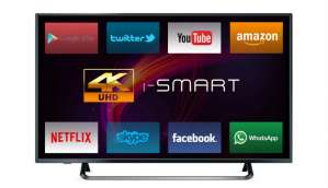 Noble Skiodo launches its 4K UHD LED smart TV at Rs. 49,000