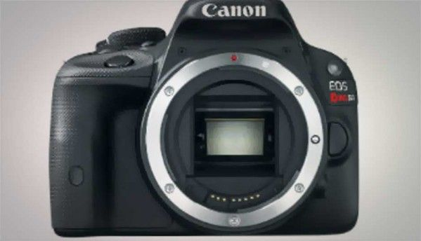 Canon launches two new DSLR cameras- EOS 700D and EOS 100D
