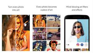 Prisma app finally available on Android