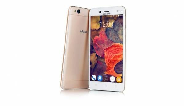 InFocus M535+ with 13MP front and rear cameras launched at Rs. 11,999