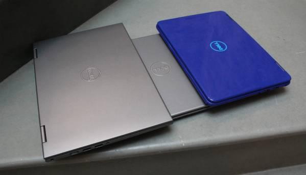 Dell Inspiron 3000, 5000 hybrid laptops: Versatile, not premium