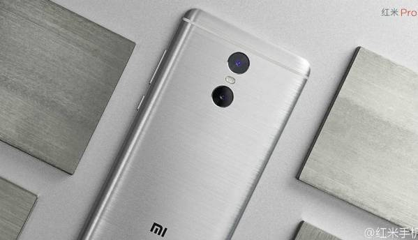 Xiaomi's Redmi Pro has an OLED screen, dual-camera and 4GB RAM, on a budget