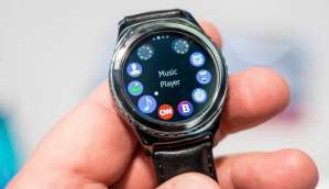 Samsung Gear S3 may have a speedometer, barometer and more
