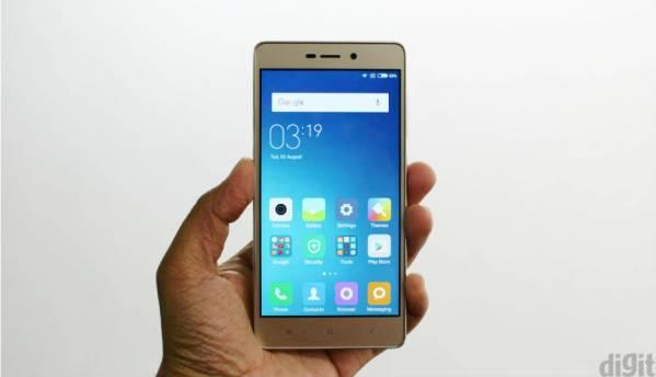 Xiaomi Redmi 3S, 3S Prime available on Amazon via flash sale today