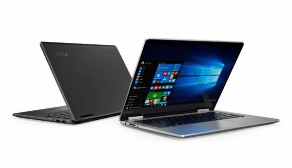 Lenovo Yoga 710 convertible laptop launched at Rs. 85,490