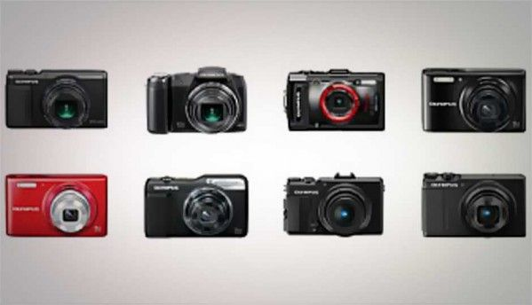 Olympus launches eight new point and shoot cameras under Stylus brand