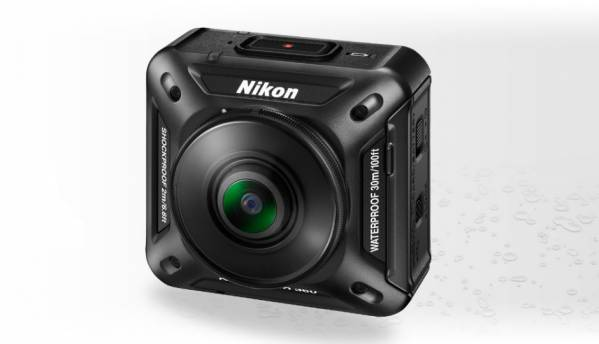 Nikon KeyMission 360 to launch globally this October?
