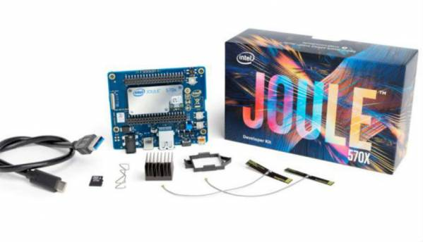 Intel's new Joule chip aims to make our smart devices see
