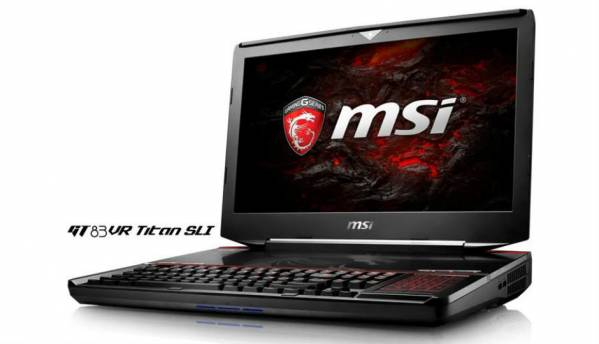 MSI laptops with NVIDIA GeForce GTX 10 series of graphic cards launched
